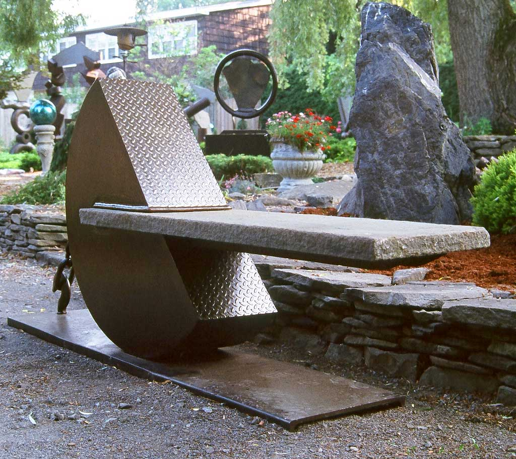 Benches by Craig Shankles