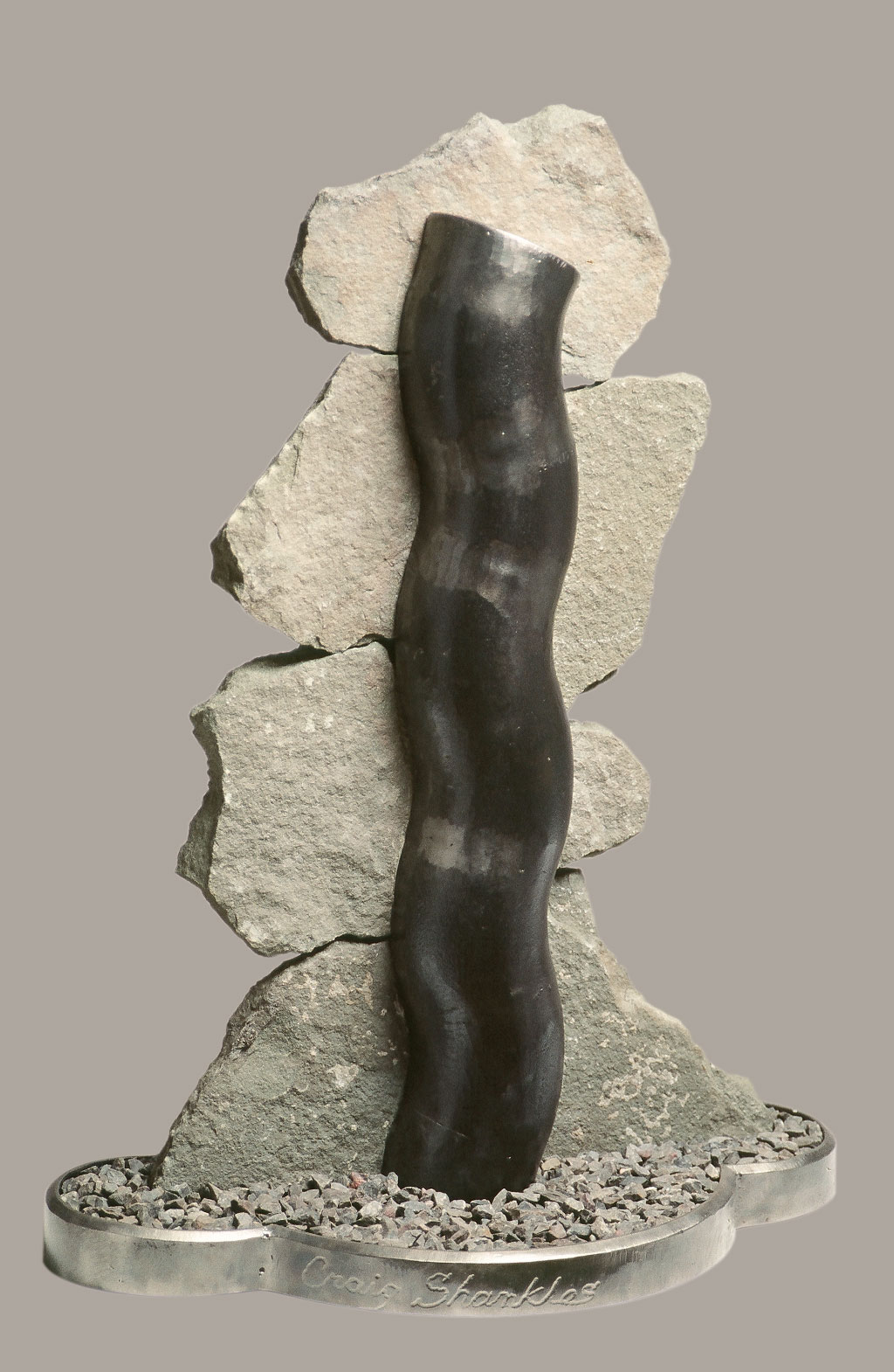 Sculpture Maquettes by Craig Shankles
