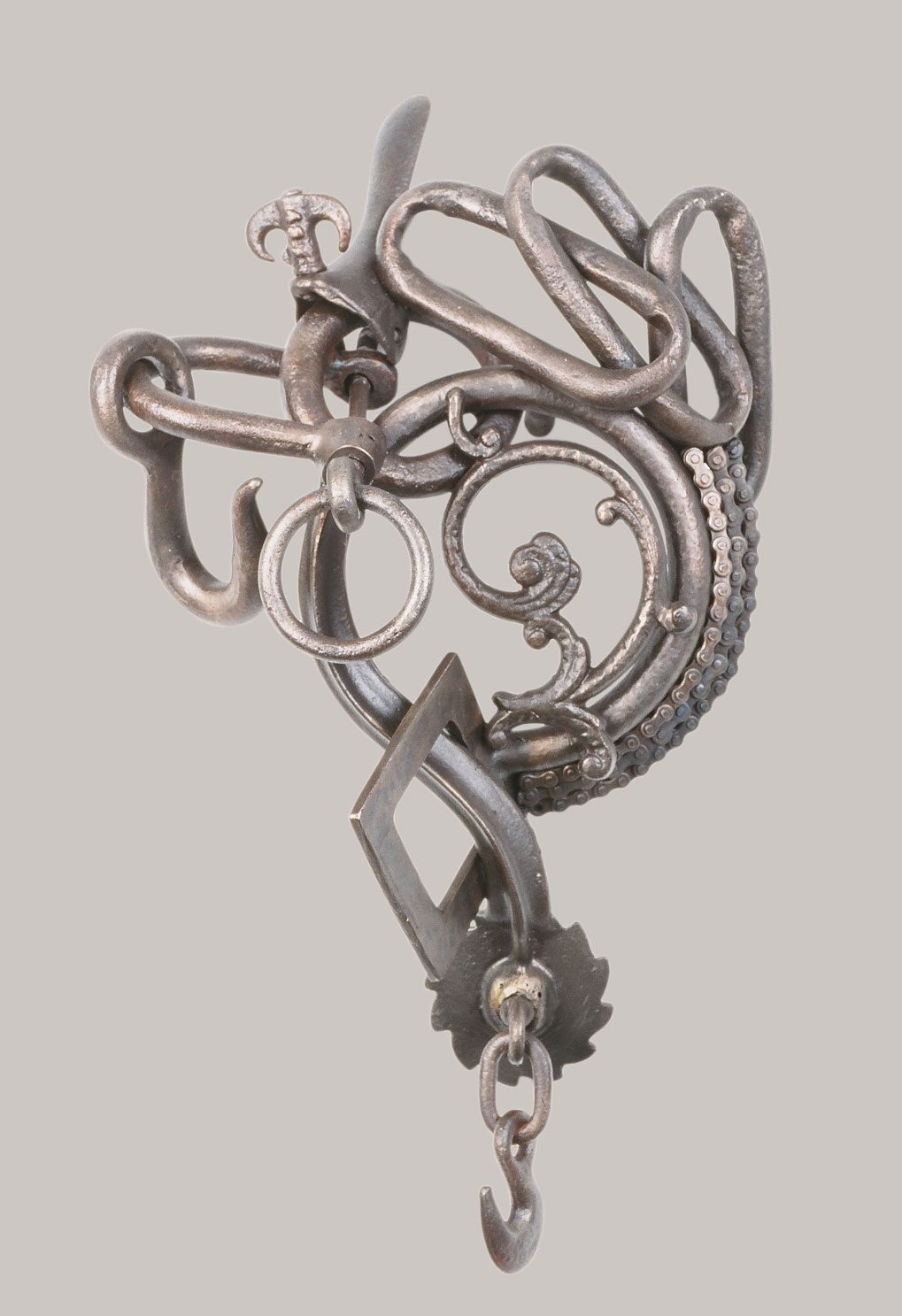 Wall Jewelry Sculptures by Craig Shankles