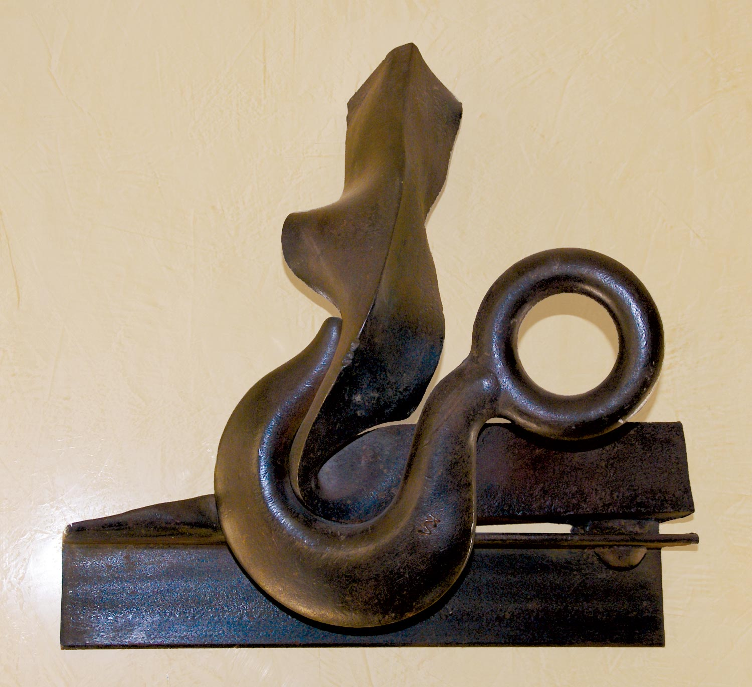 Hook Sculptures by Craig Shankles
